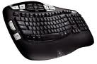 Logitech K350 RF Wireless tastiera