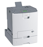 Lexmark C734dtn Colore 1200 x 1200DPI A4