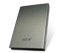 "Acer 320GB 2.5"" Slim External Hard Disc Drive 320GB disco rigido esterno"