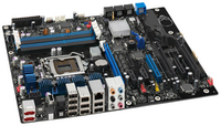 Intel DP55KG Intel P55 LGA 1156 (Socket H) ATX scheda madre