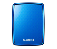 Samsung S1 Mini 160 GB 160GB Blu disco rigido esterno