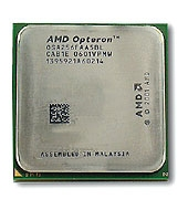 HP AMD Opteron 2435 kit BL465C G6 2.6GHz 6MB L3 Scatola processore