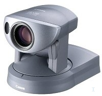 Canon Web Cameras VB-C50i Argento webcam
