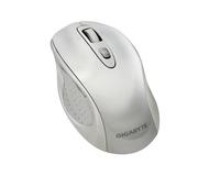 Gigabyte GM-M7700 RF Wireless Laser 800DPI Bianco mouse