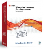 Trend Micro Worry-Free Business Security Advanced 6.0, EN 25utente(i) Inglese