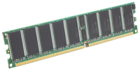 HP 512MB SDRAM 100MHz 0.5GB 100MHz Data Integrity Check (verifica integrità dati) memoria