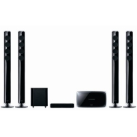 Samsung HT-TX725GT Home Theater System 5.1canali 800W sistema home cinema