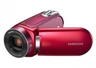 Samsung SMX-F30RP CCD Rosso videocamera