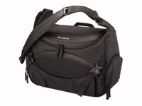 Sony Soft Carrying Case, LCS-CSE Nero