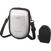 Sony Semi-Soft Handycam Carrying Case Argento