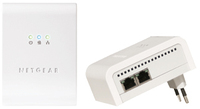 Netgear 85Mbps Powerline Ethernet Switch KIT 85Mbit/s scheda di rete e adattatore