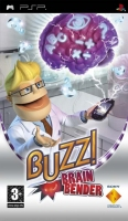Sony Buzz!: Brain Bender PlayStation Portatile (PSP) videogioco