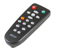 Acer Infrared Remote Controller for PD521 telecomando