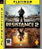 Sony Resistance 2 Platinum Edition PlayStation 3 videogioco