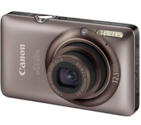 "Canon Digital IXUS 120 IS Fotocamera compatta 12MP 1/2.3"" CCD 4000 x 3000Pixel Marrone"