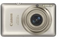"Canon Digital IXUS 120 IS Fotocamera compatta 12.1MP 1/2.3"" CCD 4000 x 3000Pixel Nero"