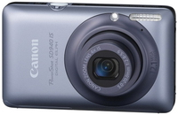 "Canon Digital IXUS 120 IS Fotocamera compatta 12MP 1/2.3"" CCD 4000 x 3000Pixel Blu"