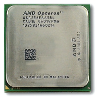 HP AMD Opteron 2431 2.4 6MB 2nd CPU processore