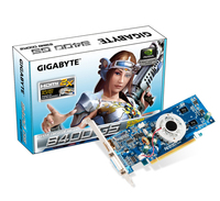 Gigabyte GV-N84S512I GeForce 8400 GS GDDR2 scheda video
