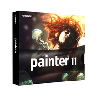 Corel Painter 11 EDU, DVD-Case, ML