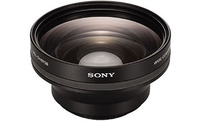 Sony Wide Conversion Lens VCL-DH0758 Nero