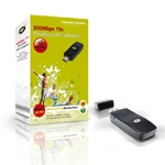 Conceptronic Wireless 300Mbps 11n USB adapter