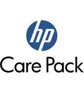 HP Post Warranty Service, Next Business Day Onsite, HW Support, 600K pages or 1 yr