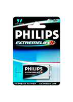 Philips ExtremeLife Batteria 6LR61/12B
