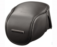 Sony LCJHA Leather Carrying Case Nero