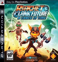Sony Ratchet & Clank Future: A Crack in Time PlayStation 3 videogioco