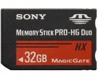 Sony MSHX32G 32GB memoria flash