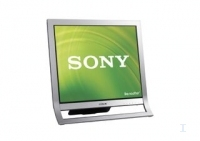 "Sony LCD display SDM-HS95D Silver 19"" Argento monitor piatto per PC"