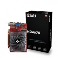 CLUB3D HD4670 1GB GDDR3