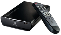 Iomega ScreenPlay 34434, Plus HD Media Player 1000GB Nero disco rigido esterno