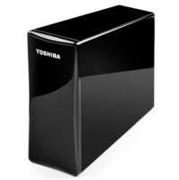 Toshiba StorE TV 1500 GB Nero lettore multimediale