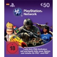Sony PlayStation Network Card (50 Euro)