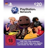 Sony PlayStation Network Card (20 Euro)