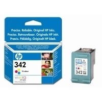 HP 342 Tri-colour Inkjet Print Cartridge with Vivera Inks Ciano, Giallo cartuccia d