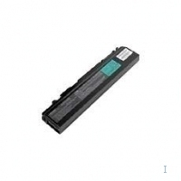 Toshiba Battery, Li-Ion 6-cell, 4700 mAh - RoHS Ioni di Litio 4700mAh 10.8V batteria ricaricabile