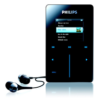 Philips GoGear HDD6320/00 Nero lettore e registratore MP3/MP4