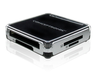 Conceptronic USB 2.0 All in One memory card reader/writer