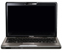 "Toshiba Satellite U500-115 2.53GHz P8700 13.3"" 1280 x 800Pixel Marrone"