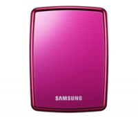 Samsung S Series S2 Portable 640 GB 640GB Rosa disco rigido esterno