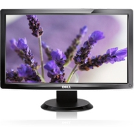 "DELL ST2010 20"" Nero monitor piatto per PC"