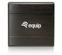 Equip USB 2.0 Dockingstation Nero