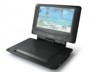 Toshiba SD-P92 Portable DVD Player Lettore Nero