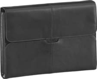 "Targus 15.6"" Hughes Leather Laptop Slipcase 15.6"" Custodia a tasca Nero"