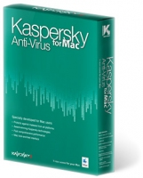 Kaspersky Lab Anti-Virus for Mac 1utente(i)