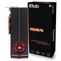 CLUB3D CGAX-58724IDP 1GB GDDR5 scheda video