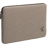 "Case Logic 14"" Netbook Sleeve - Herringbone 14"" Custodia a tasca Grigio"